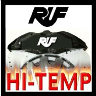 RUF HIGH TEMPERATURE BRAKE CALIPER DECAL SET